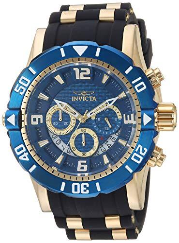 INVICTA Reloj analógico para Hombres de Cuarzo 23704