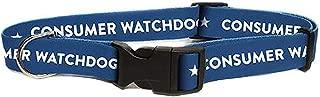 EW Elizabeth Warren 2020 Presidential Election Baileys Consumer Watchdog Collar (Blue)