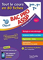 Fiches Bac pro ASSP, Biologie-SMS de Jean-Yves Gola