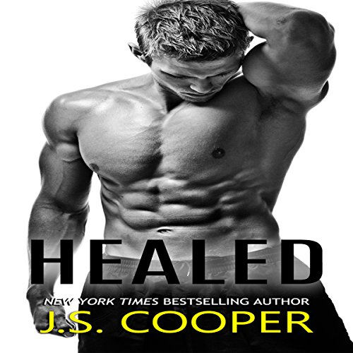 Healed audiobook cover art