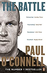 Paul O'Connell's Autobiography The Battle