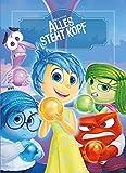 Disney Alles steht Kopf: Das große Buch zum Film (Disney Filmklassiker) - Disney