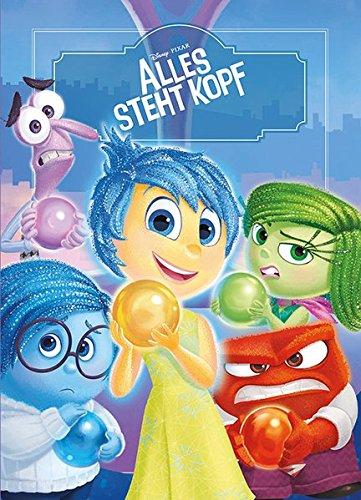 Disney Alles steht Kopf: Das große Buch zum Film (Disney Filmklassiker)