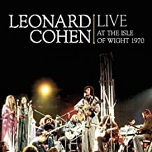 Live At The Isle of Wight (2 LP) [Vinyl] CD Edition by Leonard Cohen (2009) Audio CD