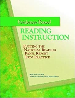 Evidence-Based Reading Instruction: Putting the National Reading Panel Report into Practice