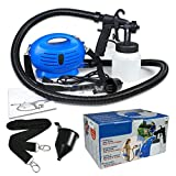 PAINT pro Updated Portable Sanitizer Sprayer & Paint Sprayer Handheld Electric Spray Gun Kit | Spray...