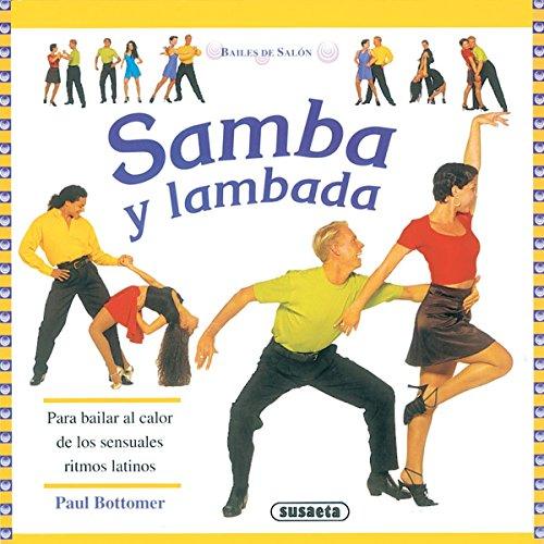 Samba y lambada, bailes de salón