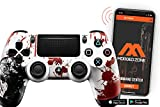 Smart Zombie PS4 PRO Rapid Fire Custom Modded Controller for All Major Shooter Games, Warzone & More (CUH-ZCT2U)