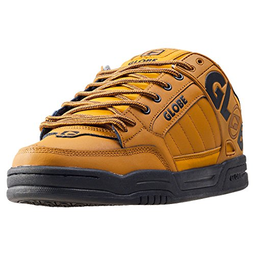 Globe Herren Tilt Skateboardschuhe, Braun (Wheat/black/winter 16276), 39 EU (7 US)