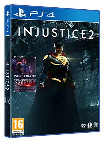 Giochi per Console Warner Injustice 2