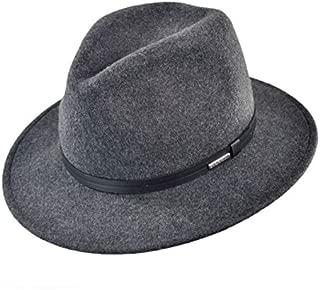 Stetson Men's Explorer Wool Felt Fedora - Twexpr-042453