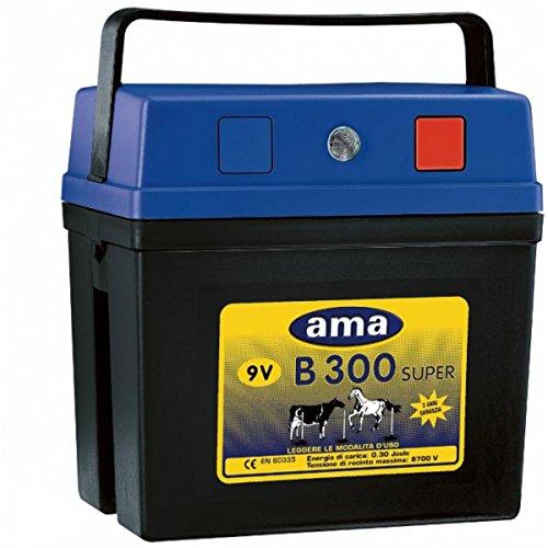 Batterie Zaun 9V–0,3J Länge max Zaun 2km