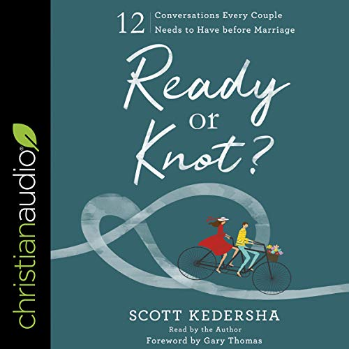Ready or Knot? audiobook cover art