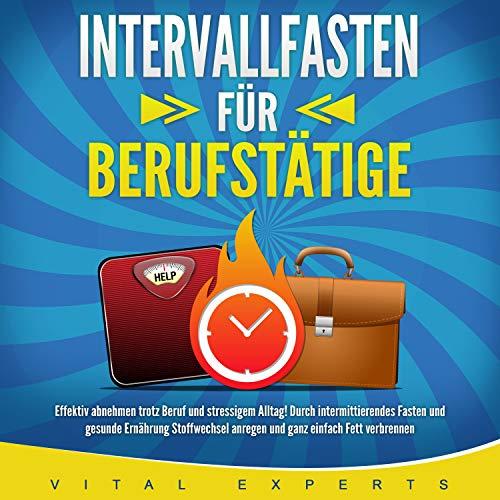 『Intervallfasten für Berufstätige』のカバーアート