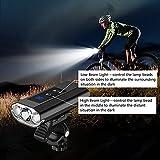 Immagine 1 xiaokoa luce anteriore per bicicletta