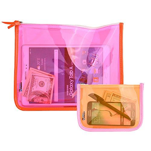 Cooper Cases(TM Beach Bag Universele Tablet en Smartphone Hoes met Rits