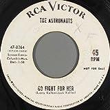 'Go Fight For Her' b/w 'Swim Little Mermaid' 1964 WHITE-LABEL PROMO 45