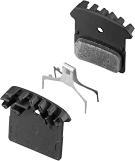SHIMANO F01A Resin Disc Brake Pads w/Spring and Pin