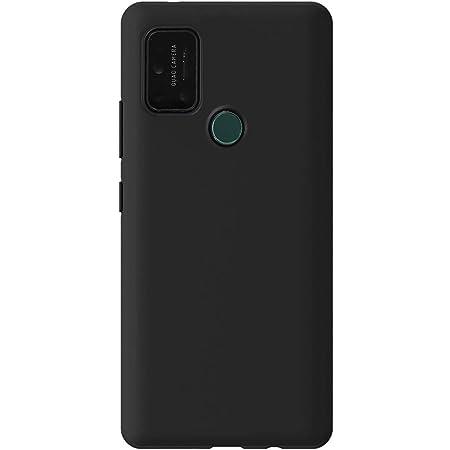 UMID IGI A7 Pro ケース Lizervi、UMID IGI A7 Pro 携帯ケース、耐衝撃、滑り止め、軽い、フィット感、全面保護、傷を防ぎ、携帯電話を磨耗させる。 (6.3'', 黒)