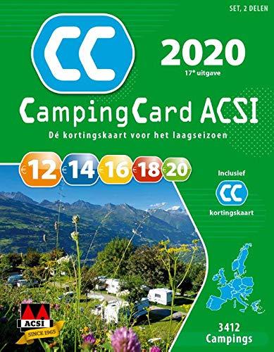Campingcard ACSI 2020 (ACSI Campinggids)