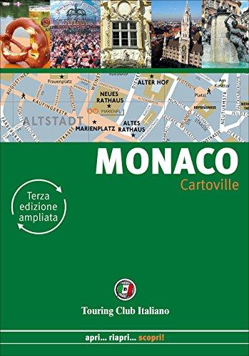 Monaco Cartoville - Touring Club Italiano