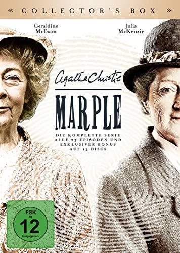 Agatha Christie: Marple - Die komplette Serie (Collector's Box, 13 Discs)