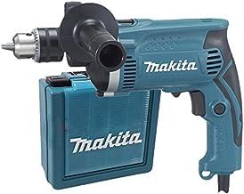 Makita HP1630K Taladro percutor 710W + maletin