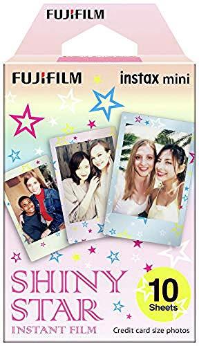 Fujifilm Instax Mini 10 Films Shiny Star