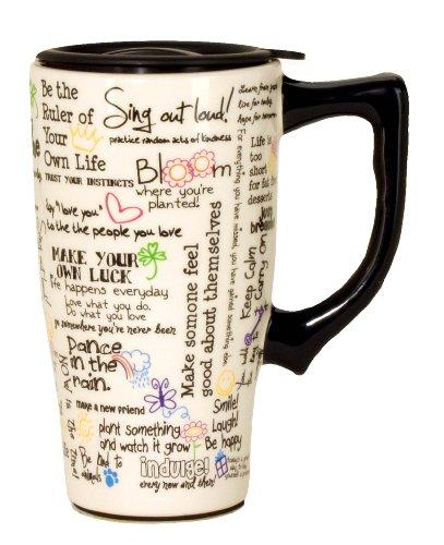 microwavable ceramic mug with lid - 4