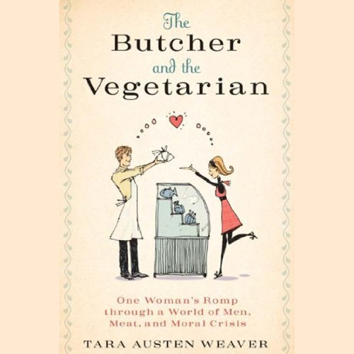 The Butcher and the Vegetarian audiobook cover art