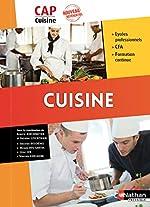 Cuisine - CAP Cuisine de Sébastien Deschênes