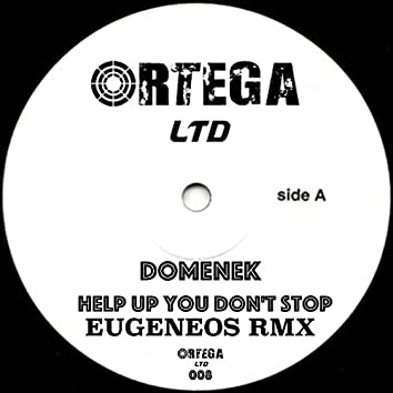 Help Up You Don't Stop - Single