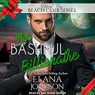 The Bashful Billionaire cover art
