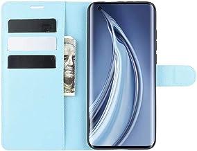 Wuzixi Case for Samsung Galaxy J2 Core 2020. Anti-Scratch, Flip Case Side suction Kickstand Feature Card Slots Case, PU Leather Folio Cover for Samsung Galaxy J2 Core 2020.Blue