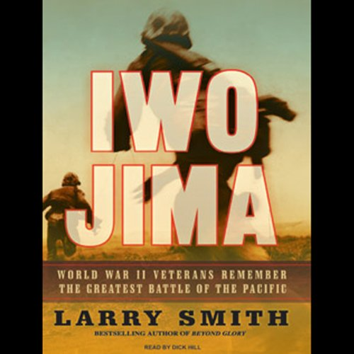 Iwo Jima audiobook cover art