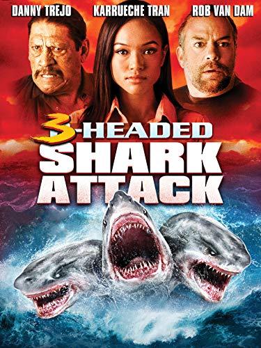 3 Headed Shark Attack