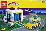 LEGO Town Shell Promo 1255 Car Wash