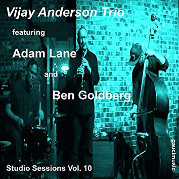 Vijay Anderson Trio, Studio Sessions, Vol. 10