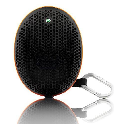 Sony Ericsson ERMS500 - Altavoces Bluetooth para móviles Sony Ericson, Color Negro...