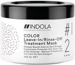Indola Innova Colour Leave-In/Rinse-Off Treatment Mask 200ml