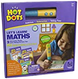 Learning Resources Hot Dots Let's Learn Maths, EI-9288 - Version Anglaise