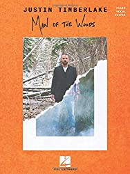 Justin Timberlake Man of the Woods: Piano, Vocal, Guitar