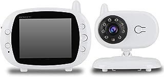 كاميرا فيديو 3.5 بوصة فيديو لاسلكية مزود بأنبوب واحد من الستانلس ستيل مزود بميكروفون عالي الجودة