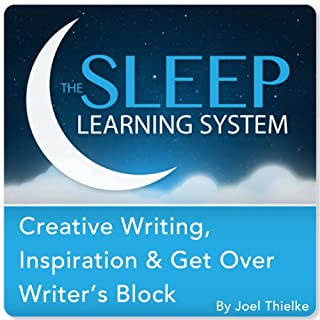 Creative Writing, Inspiration & Get Over Writer's Block with Hypnosis, Meditation, and Affirmations cover art