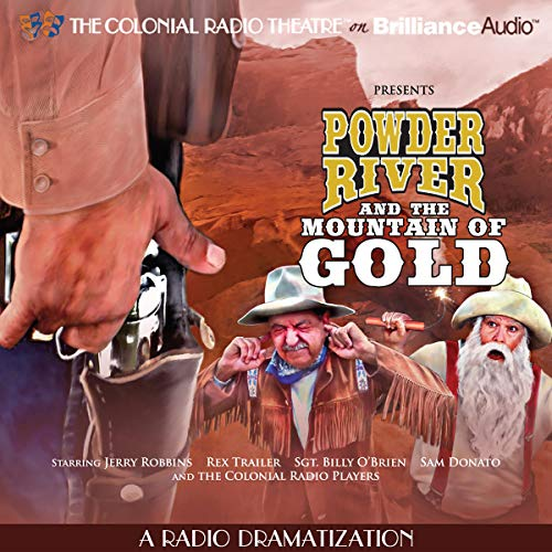 Powder River and the Mountain of Gold cover art