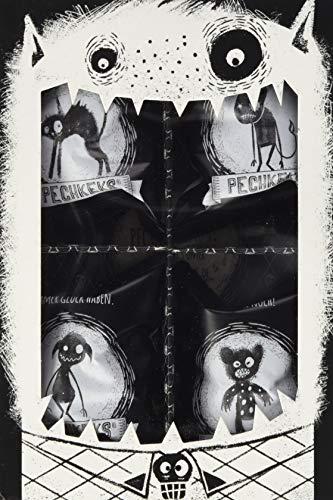 Pechkeks Monsterpack - 4 Stück, 3er Pack (3 x 24 g)