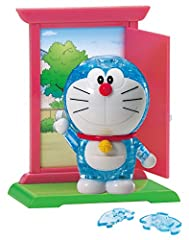 Packaging Size/3.9×5.9×1.9 inches Net Weight/6.3 oz Contents/Piece x 44 (Doraemon x 36, Center Pole x 1, Base x 1, Door x 6),Board × 1,Assembly Key x 1. Sticker