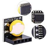 DS3231 RTC Board Módulo de Reloj de Tiempo Real 3.3V / 5V con batería para Arduino Raspb...