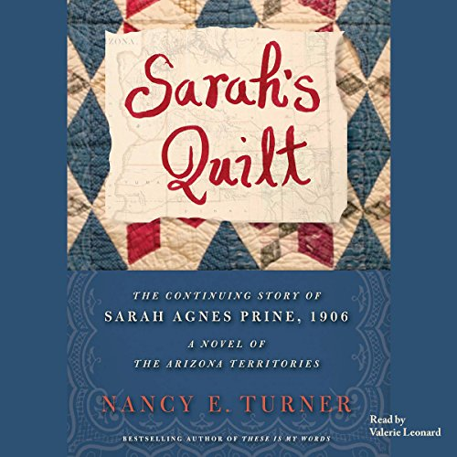 Sarah's Quilt audiobook cover art