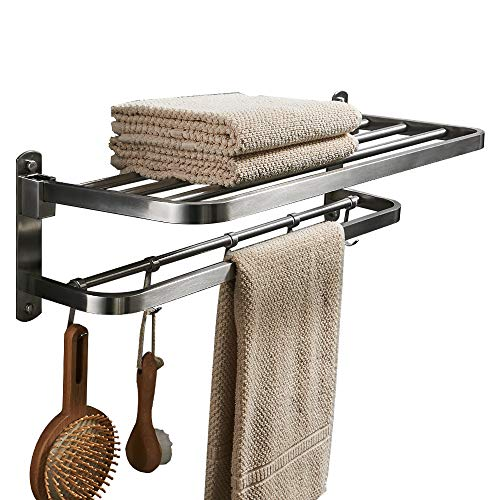 BESy Premium SUS 304 Stainless Steel Towel Racks for...